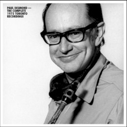 Paul Desmond - Too Marvelous For Words