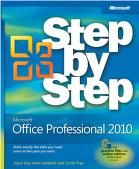 Cover of: Microsoft Office Professional 2010 step by step